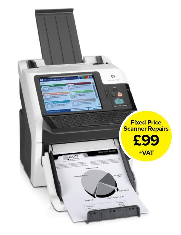 Scanner Repair UK | Fixed Price Repairs From £99 | Scanner